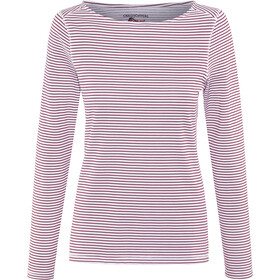Craghoppers NosiLife Erin II Top de manga larga Mujer, amalfi rose stripe
